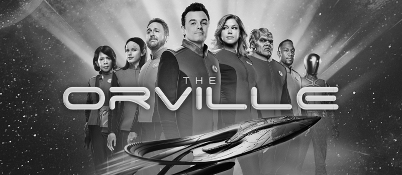 The Orville – das andere Star Trek